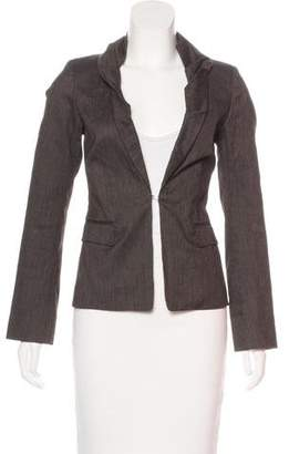 Reiss Long Sleeve Collared Blazer $75 thestylecure.com