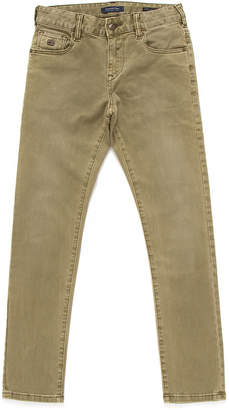 Scotch Shrunk 5ポケット カラーデニム パンツ ベージュ 8