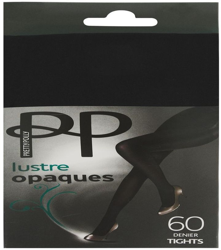 Pretty Polly 60 Denier Lustre Opaque Tights