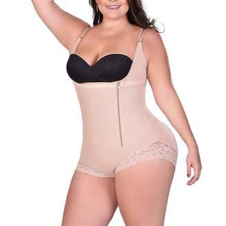ce42b8e1c2b WANK Bodysuit Shapewear Waist Slimming Shaper Lace Corset Briefs Butt  Lifter Modeling Strap Body Shaper Underwear