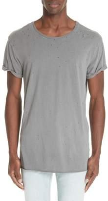 Ksubi Kodeine Distressed T-Shirt