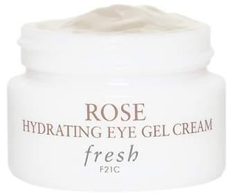Fresh Rose Hydrating Eye Gel Cream, 15ml