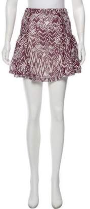 IRO Adele Mini Skirt