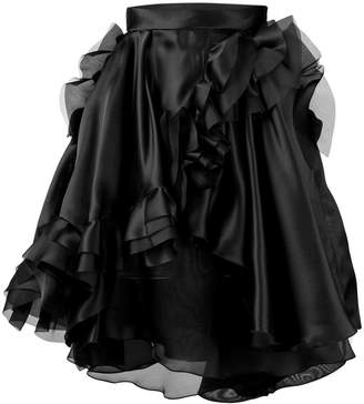 Ermanno Scervino asymmetric ruffled skirt