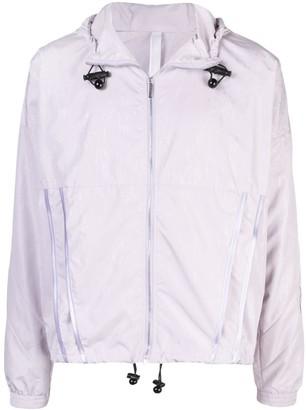 Cottweiler Lotus hooded jacket