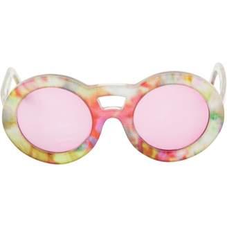Erdem Multicolour Plastic Sunglasses