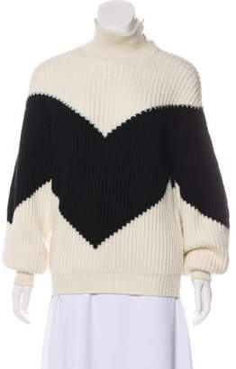 Chanel Wool Cashmere Sweater White Wool Cashmere Sweater