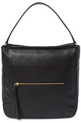 Cole Haan Jade Leather Bucket Shoulder Bag