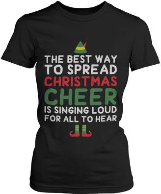 Love 365 Printing BEST WAY TO SPREAD Funny Shirt WOMEN-2XLARGE