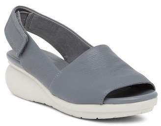 Camper Balloon Wedge Slingback Sandal