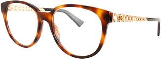 Christian Dior Women's Round 51Mm Optical Frames
