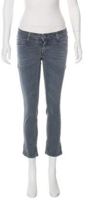 Closed Low-Rise Skinny Jeans