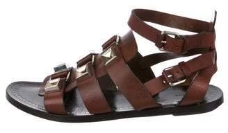 Proenza Schouler Embellished Gladiator Sandals