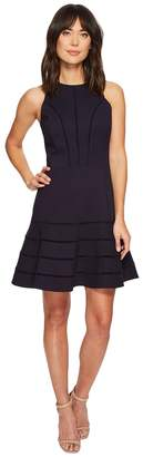 Adelyn Rae Peggy Fit and Flare Dress Women's Dress