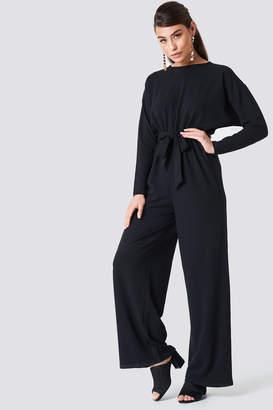 Na Kd Trend Loose Fit Jumpsuit Black