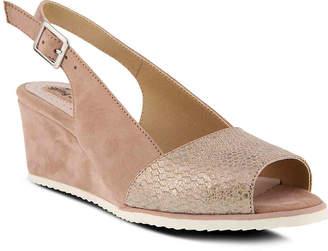 Spring Step Evia Wedge Sandal - Women's