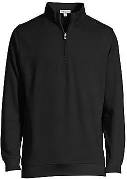 Peter Millar Men's Quarter Zip Pullover