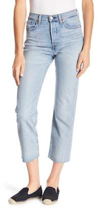 Levi's Wedgie Straight Leg Jeans