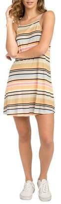 RVCA Hyacinth Stripe Sundress