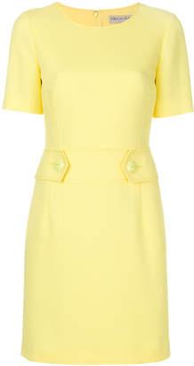 Emilio Pucci tailored mini shift dress