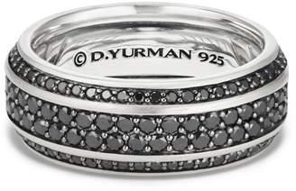 David Yurman Streamline Beveled Edge Band Ring
