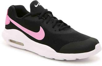 Nike Oketo Youth Sneaker -Black/Pink - Girl's