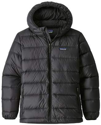 Patagonia Boys' Hi-Loft Down Sweater Hoody
