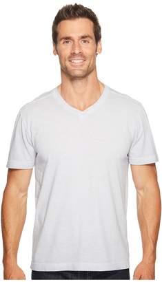 Agave Denim Skipfry Short Sleeve V-Neck Antique Wash Men's T Shirt