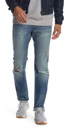 Frame L Homme Distressed Skinny Jeans