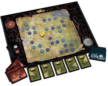 Thames & Kosmos The Rose King Board Game
