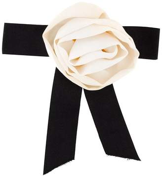 Philosophy di Lorenzo Serafini rose brooch