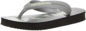 Havaianas Boys' Max Star Wars Sandal Flip Flop