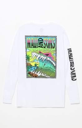 Maui & Sons Big Mouth Long Sleeve T-Shirt