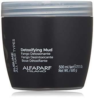 Alfaparf Milano Semi Di Lino Sublime Detoxifying Mud