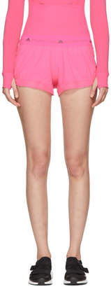 adidas by Stella McCartney Pink Run AZ Shorts