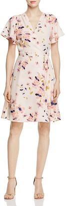 Vero Moda Lina Wrap Dress $55 thestylecure.com