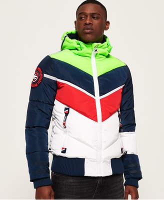 Superdry Mountain Range Puffer Jacket
