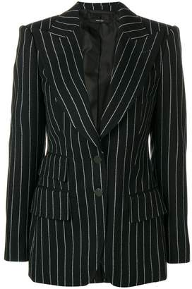 Tom Ford striped fitted blazer