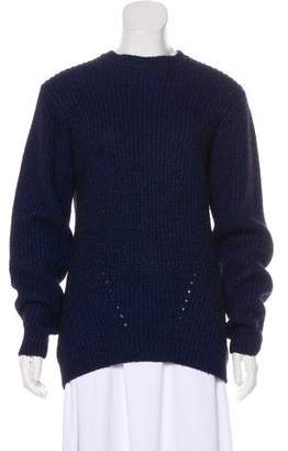 Opening Ceremony Rib Knit Sweater