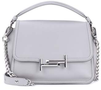 Tod's Double T leather crossbody bag