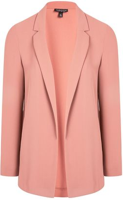 Topshop Soft Chuck On Blazer