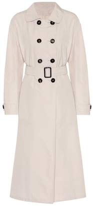 Max Mara S Cotton B trench coat