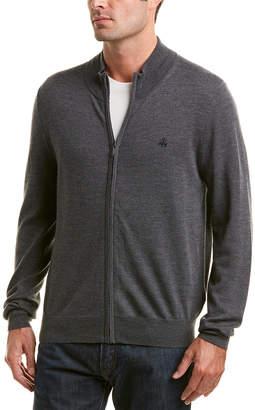 Brooks Brothers Mock Merino Sweater