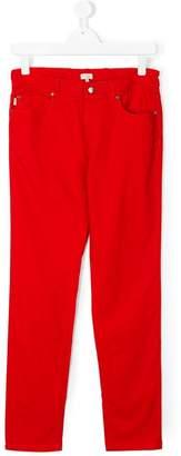 Paul Smith Teen straight-leg jeans