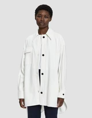 Creatures of Comfort Oversized Work Jacket