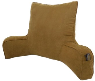 Element Suede Oversized Backrest Pillow