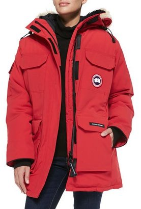 Canada Goose Expedition Fur-Hood Parka $995 thestylecure.com
