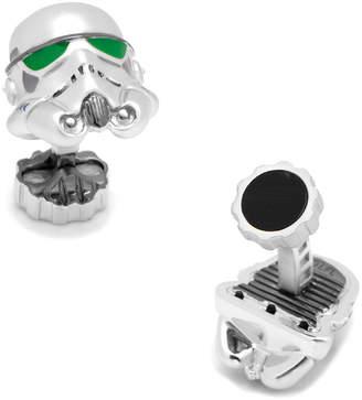 Cufflinks Inc. 3D Star Wars Stormtrooper Cuff Links