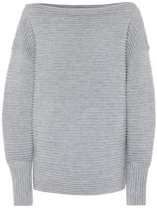 Victoria Beckham Victoria Ribbed wool sweater
