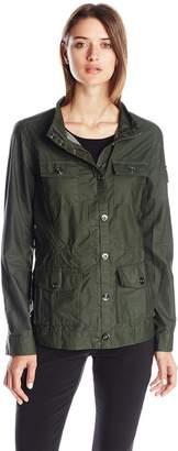 Fillmore Anorak Women's Waxed Cotton Rescue Jacket